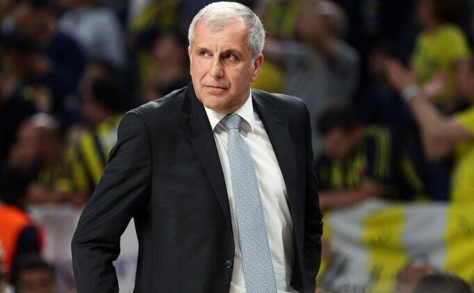 Zeljko Obradovic'ten Ergin Ataman'a cevap