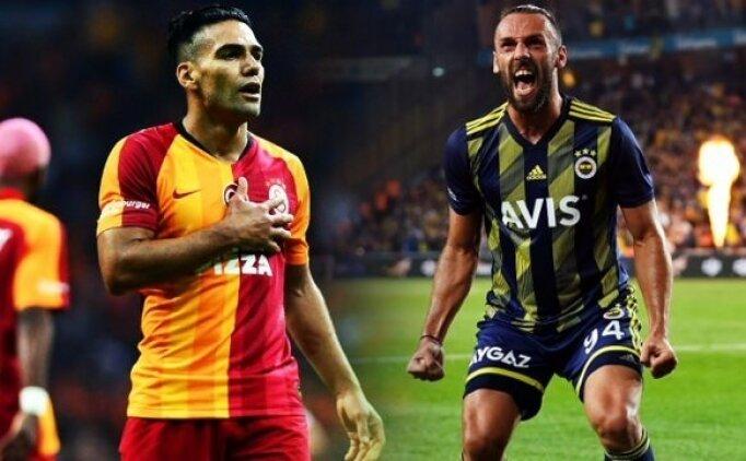 Galatasaray - Fenerbahçe muhtemel 11'leri