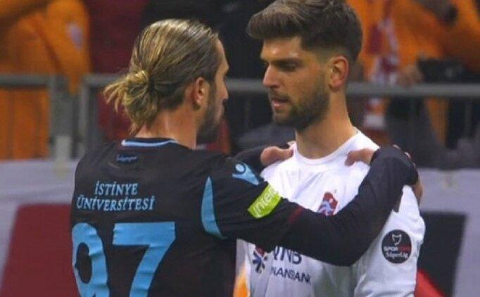 Yusuf Yazıcı'dan Arda Akbulut'a penaltı tesellisi