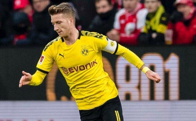 Dortmund'dan Mainz'e karşı rahat galibiyet