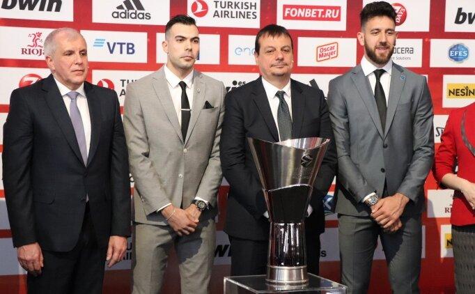 Ataman: 'Başaracağız', Obradovic: 'İki maç daha kazanacağız'