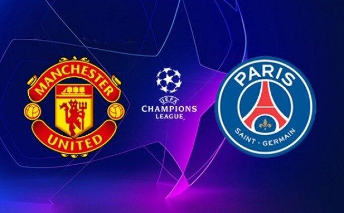 Manchester United - PSG maçı özet ve tüm golleri izle