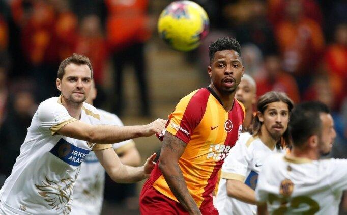 Galatasaray'a Ali Sami Yen'de Ankaragücü şoku