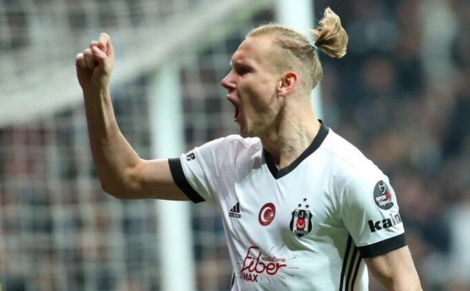 Domagoj Vida'ya bu kez Tottenham talip oldu!