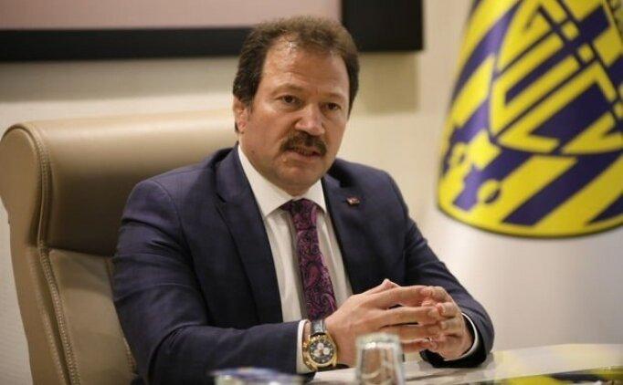 Ankaragücü'den Beşiktaş ve Fenerbahçe'ye gönderme