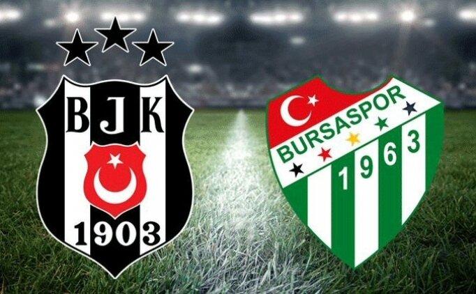 Beşiktaş Bursaspor maçı özet ve golleri izle (bein sports)