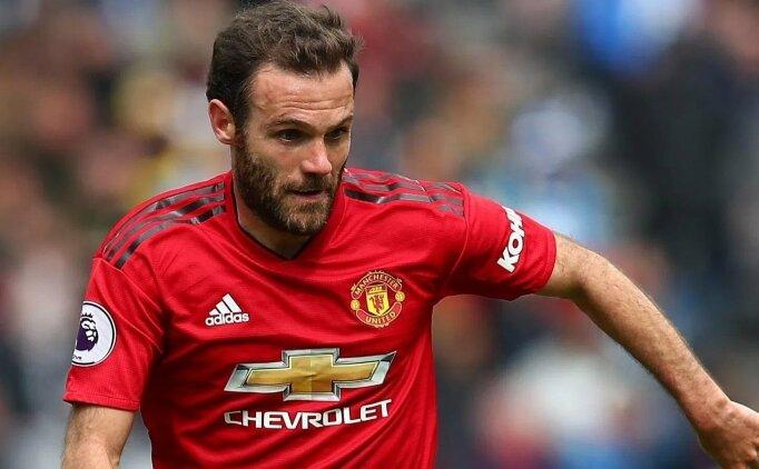 Juan Mata için transfer gelişmesi!