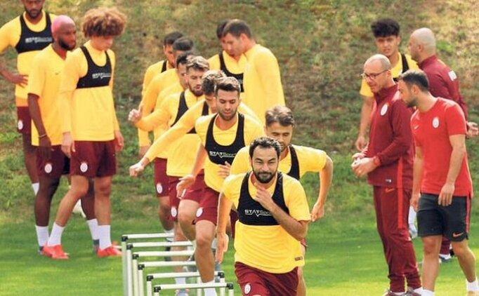 Galatasaray'da Bartali rüzgarı