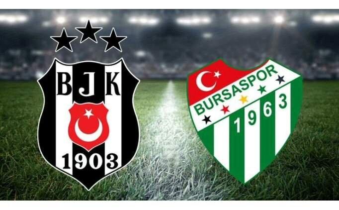 BJK Bursaspor maçı özet izle, Beşiktaş maçı golleri izle