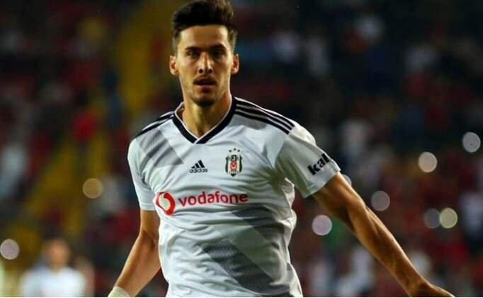 Beşiktaş'ta Umut  Nayir göreve hazır