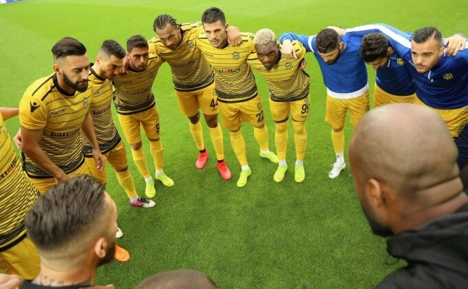 Yeni Malatyaspor 7 maç sonra başardı