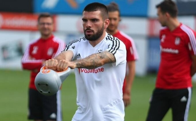 Beşiktaş'ta Pedro Rebocho göreve hazır