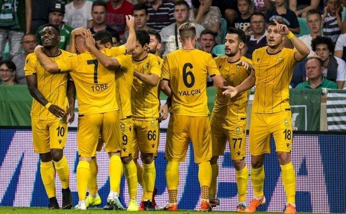 Yeni Malatyaspor, UEFA Avrupa Ligi için kenetlendi