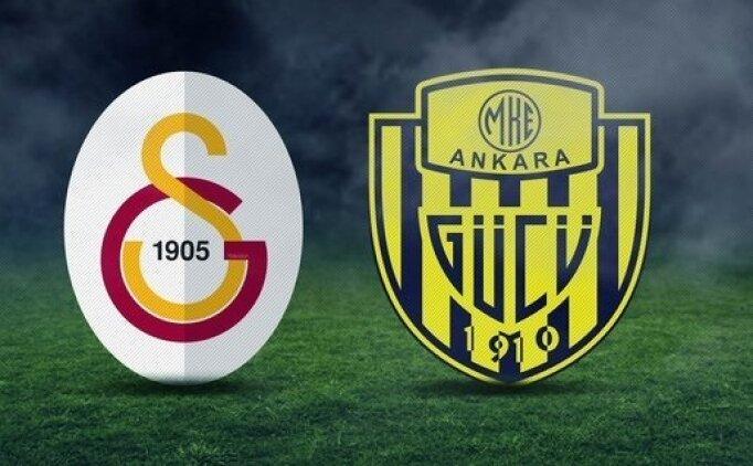 ÖZET Galatasaray Ankaragücü maçı özeti izle (VİDEO), GS - A.Gücü golleri