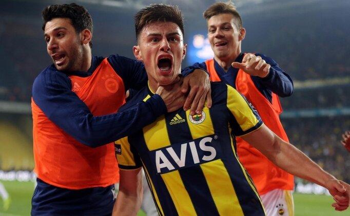 Fenerbahçe'de Eljif Elmas için yeni karar!