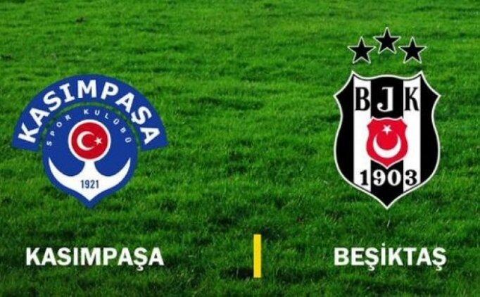 Kasımpaşa 2-3 Beşiktaş maçı özeti (bein sports)
