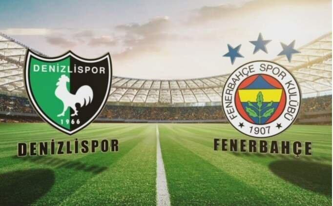 Denizlispor FB maçı özet izleme linki, Fenerbahçe maçı golleri