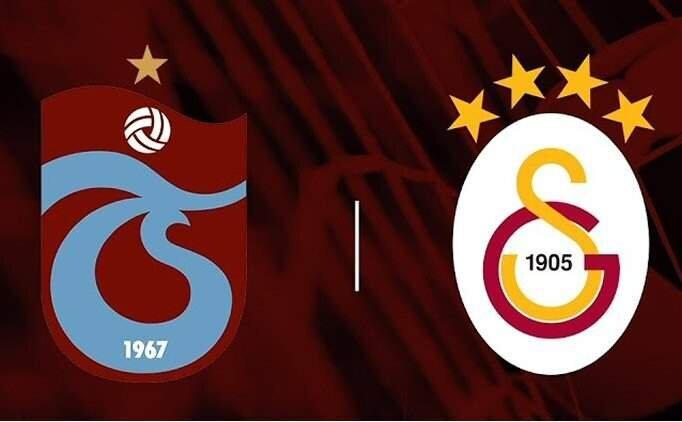 Trabzonspor - Galatasaray maçı geniş özet izle, TS GS golleri