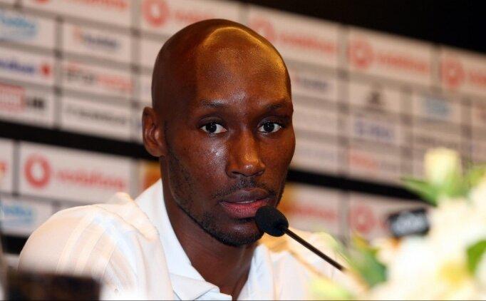 Atiba: 'Muhammed Elneny ile uyumumuz harika'
