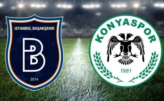 ÖZET Başakşehir Konyaspor maçı kaç kaç bitti?