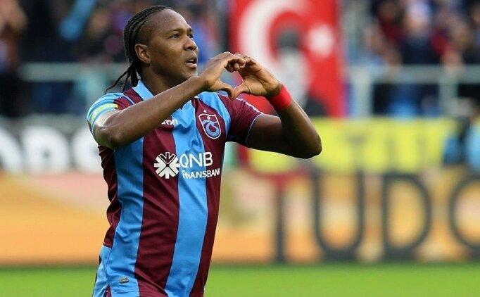 Trabzonspor'dan Rodallega'ya ilginç teklif