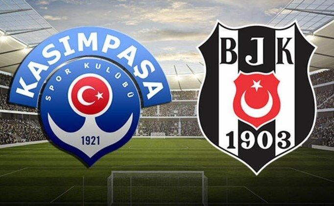 Kasımpaşa BJK maçı geniş özeti! Beşiktaş, Umut Nayir ile 90+5'te kazandı!
