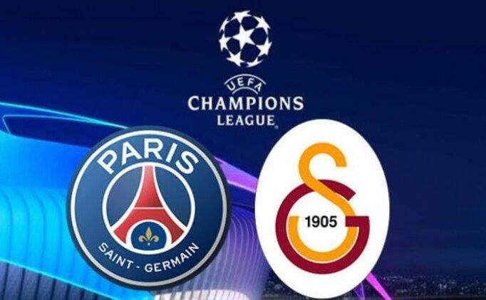 ÖZET PSG 5-0 Galatasaray maçı golleri, özeti ve pozisyonları