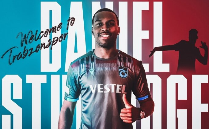 Daniel Sturridge, Trabzonspor'a imza attı!
