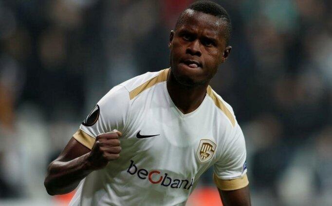 Galatasaray'dan Mbwana Samatta için transfer hamlesi