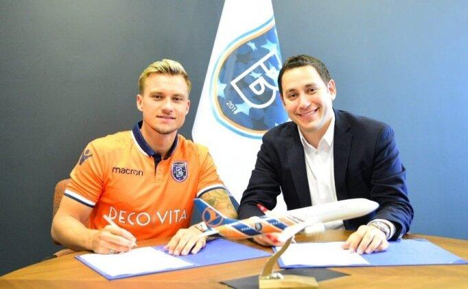 Başakşehir, Fredrik Gulbrandsen'i transfer etti