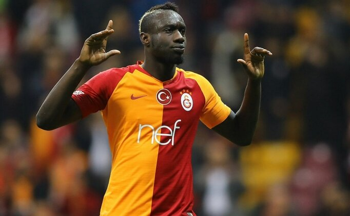Mbaye Diagne'den transfer yanıtı; 'Ayrılmayacağım'