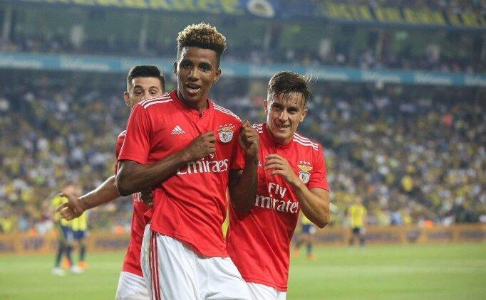 Gedson için Benfica'dan Beşiktaş'a transfer yanıtı