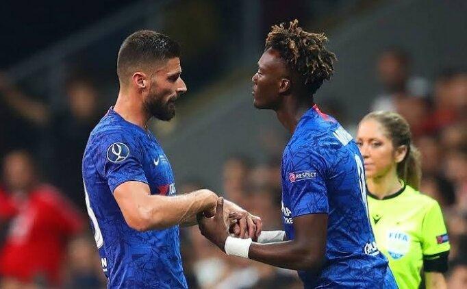 Giroud'dan Abraham yorumu; 'Rahat bırakmam'