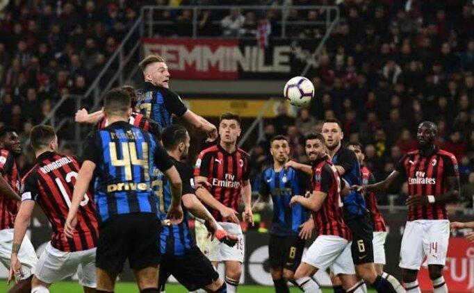 Bilyoner.com ile maç önü: Milan - Inter
