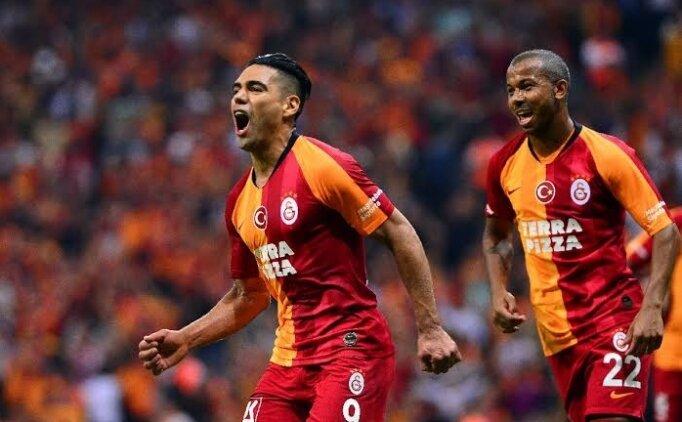 Radamel Falcao: 'Derbide goller atmak istiyorum'
