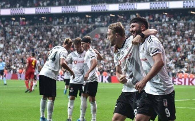 Beşiktaş-Alanyaspor! Muhtemel 11'ler