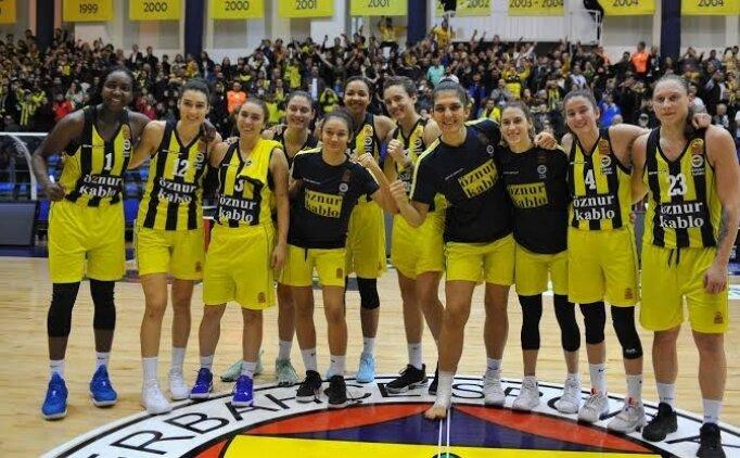 Fenerbahçe Öznur Kablo'nun konuğu ASVEL