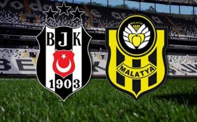 Beşiktaş Malatyaspor CANLI İZLE, Şifresiz Malatyaspor Beşiktaş maçı izle