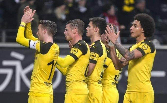 Bilyoner.com ile maç önü: Eintracht Frankfurt - Dortmund