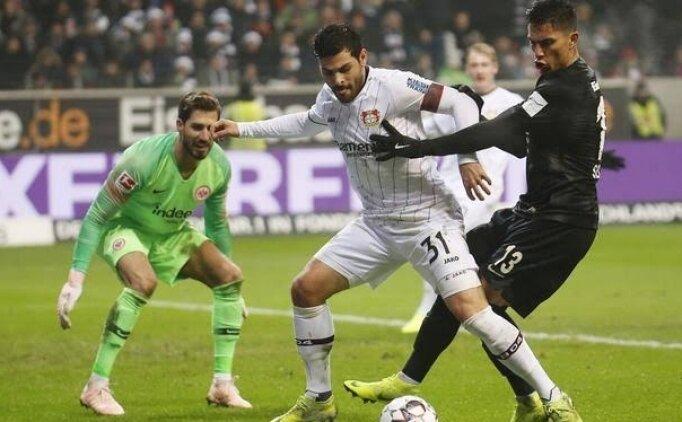 Bilyoner.com ile maç önü: Eintracht Frankfurt - Bayer Leverkusen