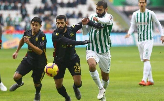 Bilyoner.com ile maç önü: Konyaspor - Yeni Malatyaspor