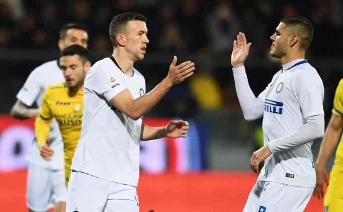 Inter, 3. sıraya demir attı!
