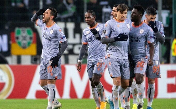 İşte Başakşehir'ın UEFA Avrupa Ligi'ndeki muhtemel rakipleri