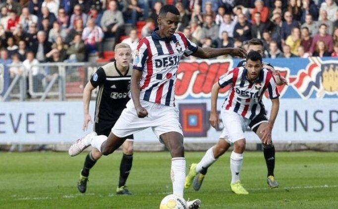 Yeni Zlatan Ibrahimovic: Alexander Isak