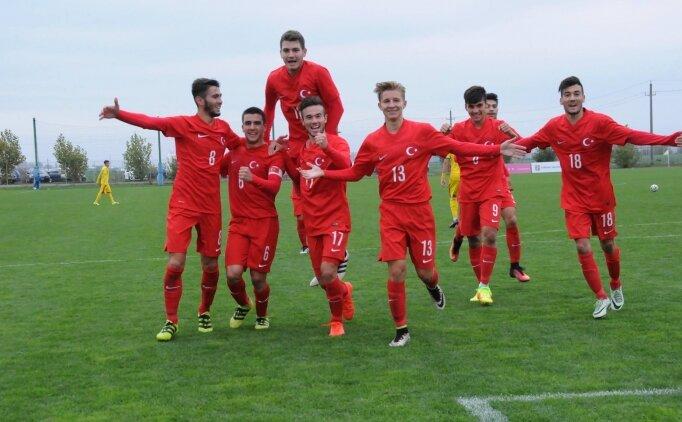 18 Yaş Altı Milli Futbol Takımı'nın aday kadrosu açıklandı