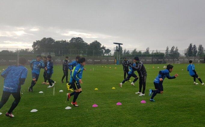 Japon takımlarından Antalya'ya ilgi