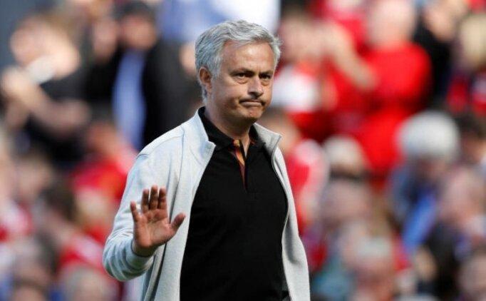 Jose Mourinho'dan Cüneyt Çakır'a övgü!