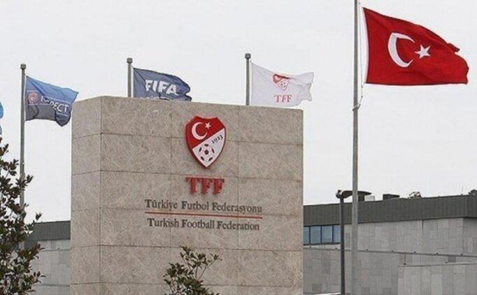 Süper Lig'deki kulüp başkanları TFF Yönetimi ile buluştu