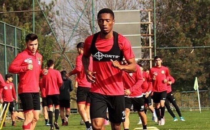 Eskişehirspor'da Jesse'nin lisansı çıkartıldı