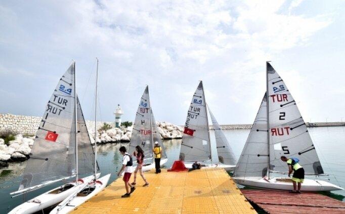 Turkcell Bedensel Engelliler Türkiye Yelken Şampiyonası'nda 1.ler belli oldu
